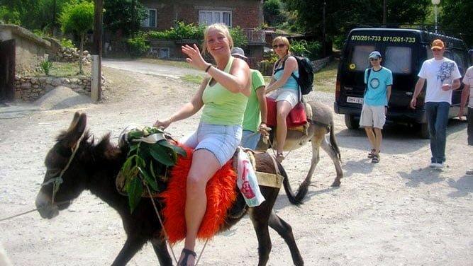Donkey-safari